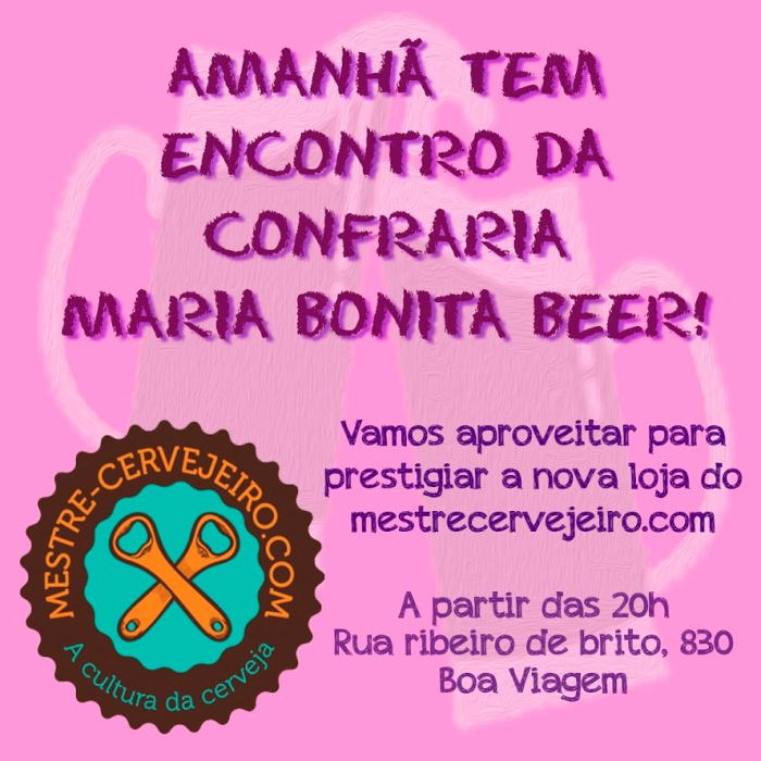 Inauguração do Mestre Cervejeiro de Boa Viagem